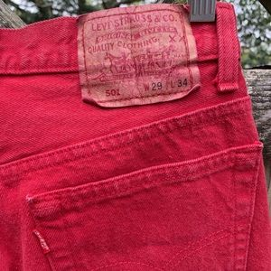 Levi's Jeans - NWOT/🇺🇸Rare|Levis | Vintage|Made in the USA| 501